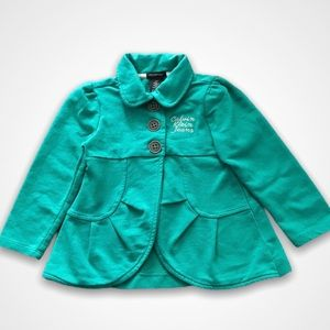 Calvin Klein Toddler Button Down Jacket